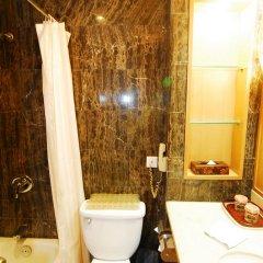 Отель Beijing Ping An Fu Hotel Китай, Пекин - отзывы, цены и фото номеров - забронировать отель Beijing Ping An Fu Hotel онлайн ванная фото 7