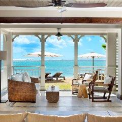 Отель The St. Regis Mauritius Resort 5* Люкс Beachfront grand с различными типами кроватей фото 6