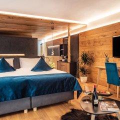 Hotel Kircherhof Горнолыжный курорт Ортлер комната для гостей фото 4