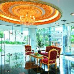 Adriatic Palace Hotel Bangkok интерьер отеля