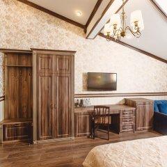 Мини-Отель Вилла Полианна Номер Комфорт с различными типами кроватей фото 6