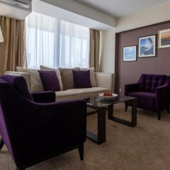 Гостиничный Комплекс Жемчужина 4* Бизнес люкс с различными типами кроватей фото 2
