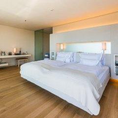 SIDE Design Hotel Hamburg 5* Люкс разные типы кроватей