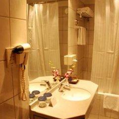 Отель Lotus ванная фото 2