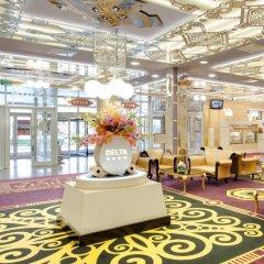 Гостиница на Партизанской Гамма-Дельта интерьер отеля фото 2