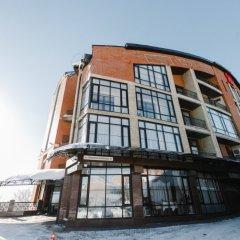 Гостиница Яр в Оренбурге 3 отзыва об отеле, цены и фото номеров - забронировать гостиницу Яр онлайн Оренбург вид на фасад фото 3