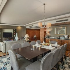 Calista Luxury Resort 5* Президентский люкс с различными типами кроватей фото 6