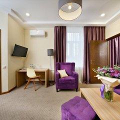 Гостиница Ярославская 3* Люкс с разными типами кроватей фото 6