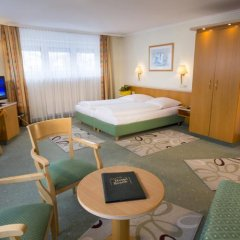Отель Minotel Brack Garni Мюнхен комната для гостей фото 5