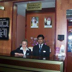 Middle East Hotel интерьер отеля