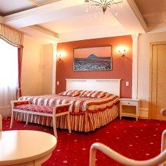 Гостиница Степная Пальмира в Оренбурге отзывы, цены и фото номеров - забронировать гостиницу Степная Пальмира онлайн Оренбург комната для гостей фото 4