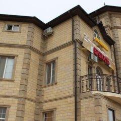 Гостиница Krepost Mini Hotel в Махачкале отзывы, цены и фото номеров - забронировать гостиницу Krepost Mini Hotel онлайн Махачкала вид на фасад фото 3