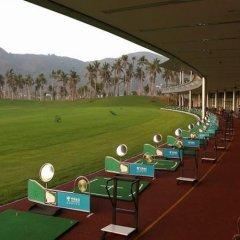 Отель Mingshen Jinjiang Golf Resort спортивное сооружение фото 3