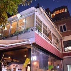 Отель Eagle Hotel Албания, Тирана - отзывы, цены и фото номеров - забронировать отель Eagle Hotel онлайн вид на фасад фото 2