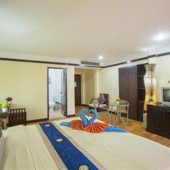 Отель Nilly's Marina Inn комната для гостей фото 6