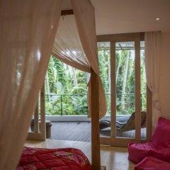 Отель Вилла Pandawas Номер Делюкс с различными типами кроватей фото 7