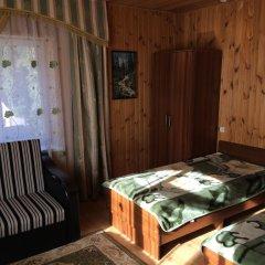 Гостиница Старый Клён сауна