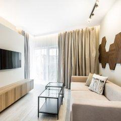 Апартаменты Super-Apartamenty Exclusive комната для гостей фото 4