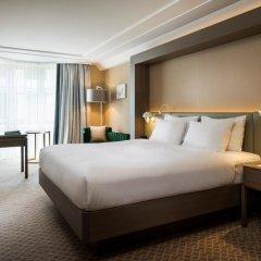 Отель Hilton Vienna Plaza Вена комната для гостей фото 2