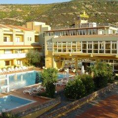 Отель Club Malaspina Ористано бассейн фото 2