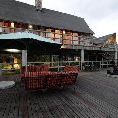 Отель Pululukwa Lodge гостиничный бар