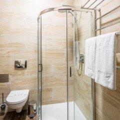 Гостиница Taurus City Львов ванная фото 3