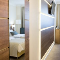 Гостиница Луч 3* Номер Бизнес с разными типами кроватей фото 12