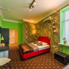Гостиница Апельсин Чистые Пруды 3* Стандартный номер с различными типами кроватей фото 3