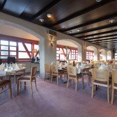 Отель Stryn Hotell питание фото 3