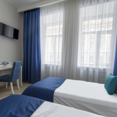 Отель Blue Sky на Невском 3* Стандартный номер фото 3