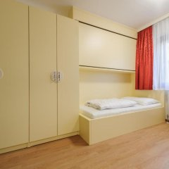 Hostel Hütteldorf Стандартный номер с различными типами кроватей фото 3