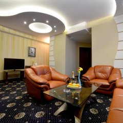 Отель Форум комната для гостей фото 6