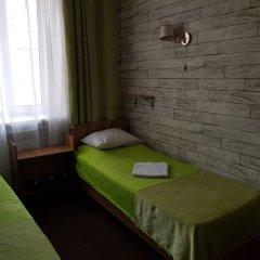 Хостел Хабаровск B&B Кровать в общем номере с двухъярусной кроватью фото 6