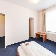 Hotel Antares Düsseldorf 3* Стандартный номер с различными типами кроватей фото 3
