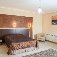 Гостиница Степная Пальмира в Оренбурге отзывы, цены и фото номеров - забронировать гостиницу Степная Пальмира онлайн Оренбург комната для гостей фото 5