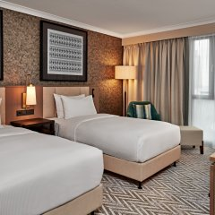 Отель Hilton Vienna Австрия, Вена - 13 отзывов об отеле, цены и фото номеров - забронировать отель Hilton Vienna онлайн комната для гостей фото 15