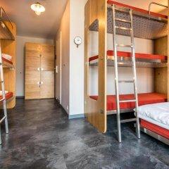Train Hostel Кровать в общем номере фото 2