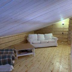 База Отдыха Forrest Lodge Karelia Улучшенный шале с разными типами кроватей фото 10