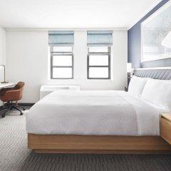 Отель Club Quarters Midtown -Times Square 4* Номер Делюкс с различными типами кроватей