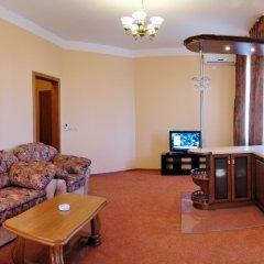 Гостиница Tourist Makhachkala комната для гостей фото 2