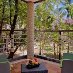 Отель Twin Lotus Resort and Spa - Adults Only балкон фото 2