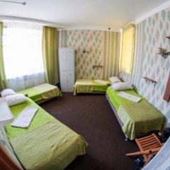 Хостел Хабаровск B&B Кровать в общем номере с двухъярусной кроватью фото 5