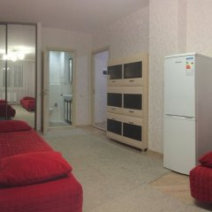 Апартаменты на Краснозвездной 35 Апартаменты с различными типами кроватей фото 4