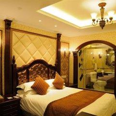 Отель Beijing Debao Hotel Китай, Пекин - отзывы, цены и фото номеров - забронировать отель Beijing Debao Hotel онлайн комната для гостей фото 4