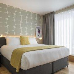Отель PREMIER SUITES PLUS Antwerp 3* Пентхаус студия с различными типами кроватей фото 2