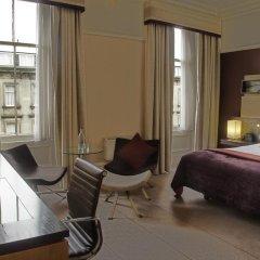 Отель Hilton Edinburgh Grosvenor 4* Номер Делюкс с различными типами кроватей фото 2