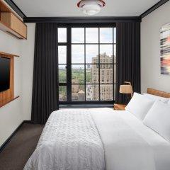 Отель Le Meridien New York, Central Park США, Нью-Йорк - 1 отзыв об отеле, цены и фото номеров - забронировать отель Le Meridien New York, Central Park онлайн комната для гостей