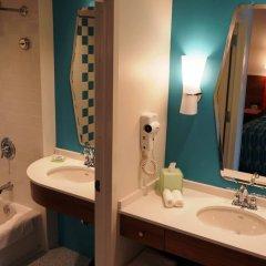 Отель Universals Cabana Bay Beach Resort ванная фото 2