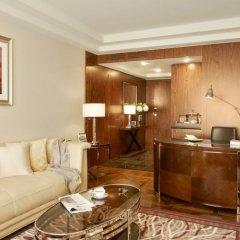 Гостиница Интерконтиненталь Москва 5* Люкс с двуспальной кроватью фото 2