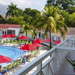 Отель Decameron Marazul - All Inclusive Колумбия, Сан-Андрес - отзывы, цены и фото номеров - забронировать отель Decameron Marazul - All Inclusive онлайн балкон